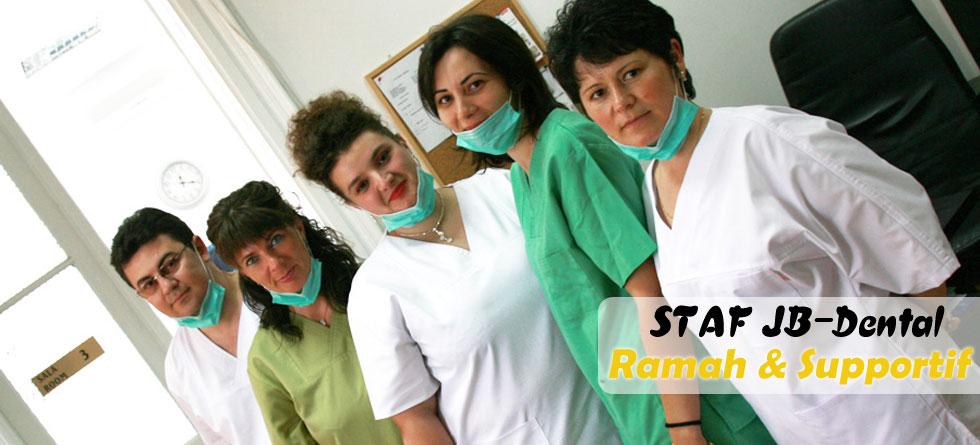 Staff JB Dental
